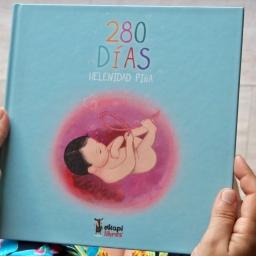 Mi cuento infantil, '280 días'.