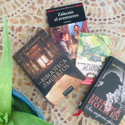¡Al rescate de los libros olvidados!